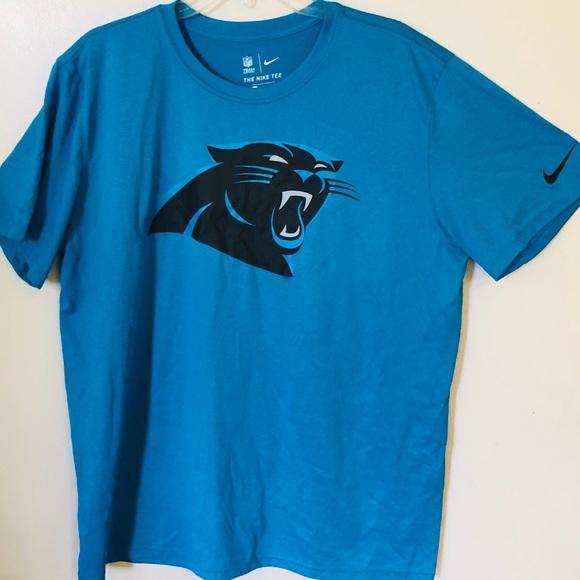 best sneakers fc6c7 a8cec SALE ✅ NIKE | NFL Carolina Panthers Dri Fit Shirt